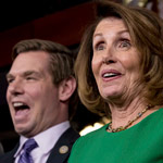 news thumbnail for Pelosi Appoints Eric Swalwell to Homeland Security Committee Despite Chinese Spy Ties