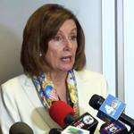 news thumbnail for Pelosi Loses Grip on Democrats as Congress Scrambles Over Migrant Aid Bill