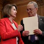 Pelosi and Schumer Demand Robert Mueller Testifies Before Congress