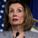 news thumbnail for Pelosi Struggles to Explain Why  Bribery  is Missing From Impeachment Articles