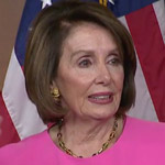 Pelosi Urges Trump's Family to Stage an 'Intervention' for 'Good of the Country'