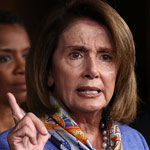 Pelosi: Trump is Presumed Guilty Unless He Proves He is Innocent