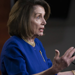 Pelosi Vows to Use 'Every Remedy Available' to Block Trump Declaring Emergency
