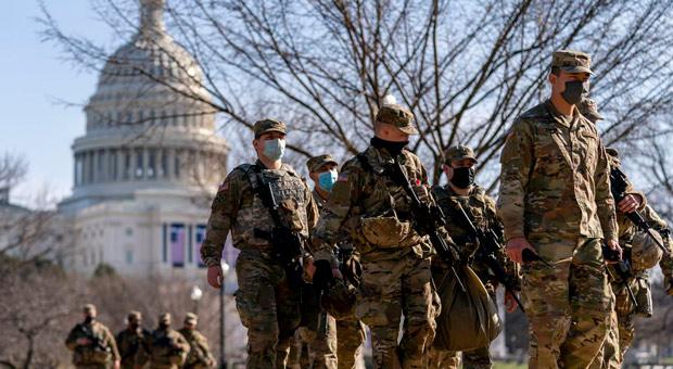 Pentagon Investigation: 'No Plot Against Biden' Among National Guard Troops