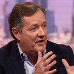 Piers Morgan Slams Big Tech Censorship: 'A Conspiracy Right In Front of Our Eyes'