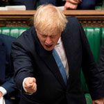 PM Boris Johnson Accuses MPs of 'Collaborating' with EU to Stop Brexit