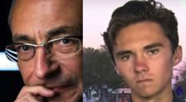BUSTED: David Hogg Works For John Podesta's 'Center For American Progress'