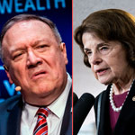 Pompeo: 'Something Not Quite Right' About Feinstein Praising China
