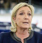 Populist Leaders In Europe Continue To Surge In Polls; Le Pen Overtakes Macron