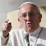 thumbnail for Pope Francis  Gun Owners  Can   t Call Themselves Christian  Anymore