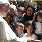 Pope Calls for Syrian Migrants to Return to Their Home Country