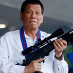 President Duterte Tells Citizens to Shoot Corrupt Officials, Vows 'No Prison Time'