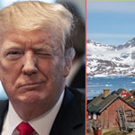 President Trump Considering 'Buying Greenland' from Denmark