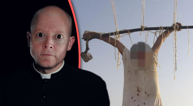 Pedophile Priest With HIV Who Raped 30 Children, Found Crucified Outside Church