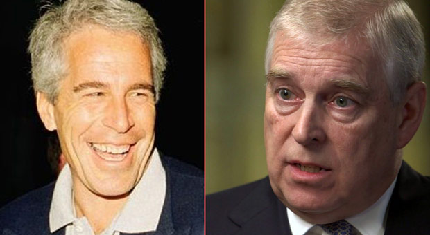 Prince Andrew is on Epstein's 'Secret Sex Tapes,' Lawyer Says