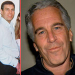 Prince Andrew 'Seen Inside Epstein's House of Horrors' with 'Two Young Women'