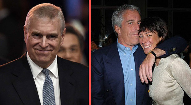 Prince Andrew Met with Epstein's Child 'Pimp' in June, Report Reveals