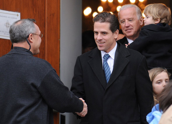 hunter biden earned millions from foreign business deals while his father was vice president
