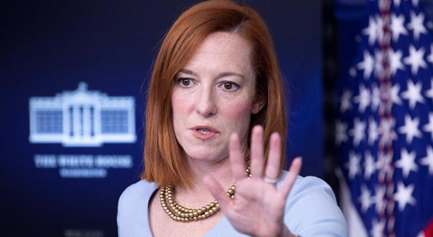 Psaki Warns Puddin' Head Not Done Attacking Gun Rights: 'This Is Only the Beginning'