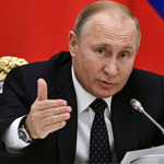 Putin Says 'Deep State' is Working Against President Donald Trump