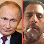 news thumbnail for Russia   s Putin  Hunter Biden    Made Very Good Money in Ukraine