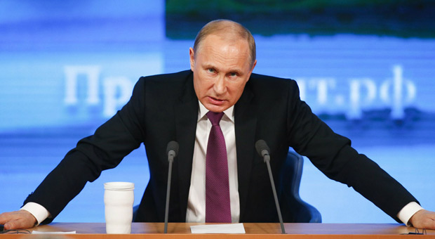 Putin: Changing Children's Gender Is a 'Crime Against Humanity'