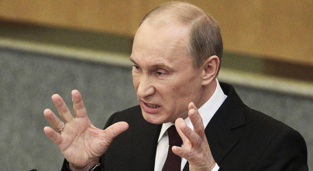 president putin says the west is run by satanic pedophiles