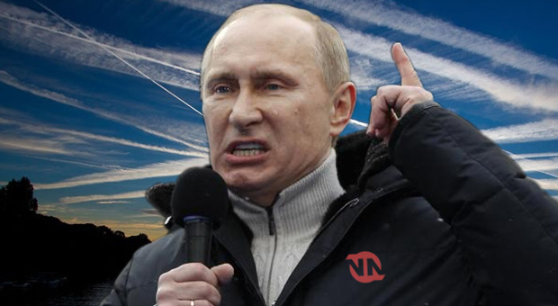 putin accused the west of geoengineering warfare