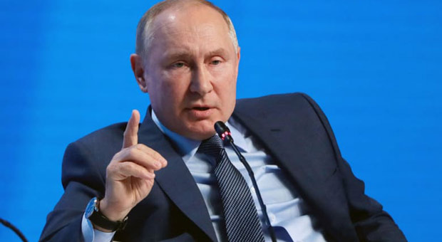 Putin: 'Wokeness Is Evil and It's Destroying the West'