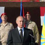 Putin Orders Withdrawal Of Troops From Syria Signalling The End Of ISIS