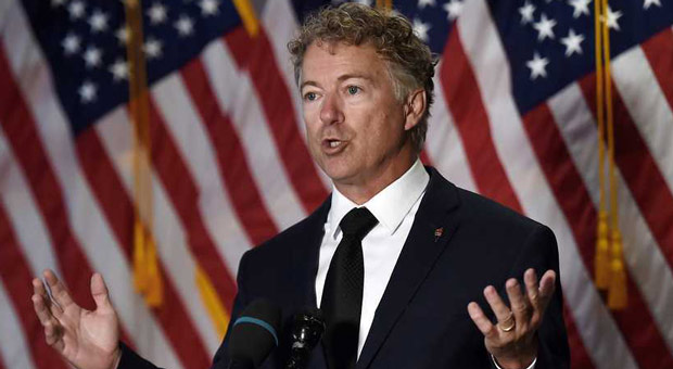Rand Paul Warns Borrowing Puts America on Track to 'Be the Next Venezuela'