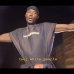 Black French Rapper Calls For ALL White People To Be Killed In VIRAL Video