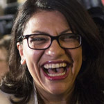 Rashida Tlaib Says Thinking About the Holocaust Gives Her a 'Calming Feeling'