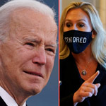 news thumbnail for Rep  Greene Officially Files Articles of Impeachment Against Joe Biden