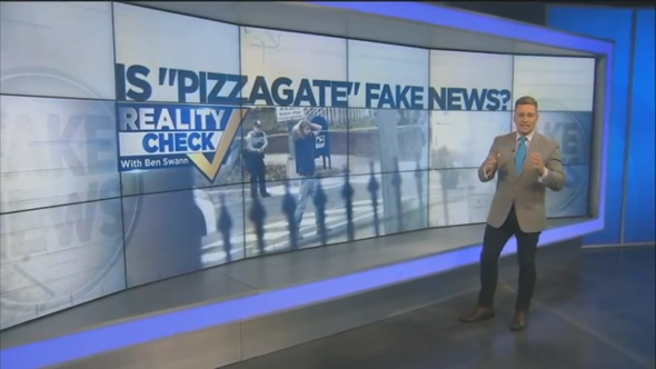 ben swann was taken off air last year after reporting that  pizzagate isn t fake news