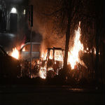 Massive Riots Erupt Throughout Sweden's Suburbs In Stockholm
