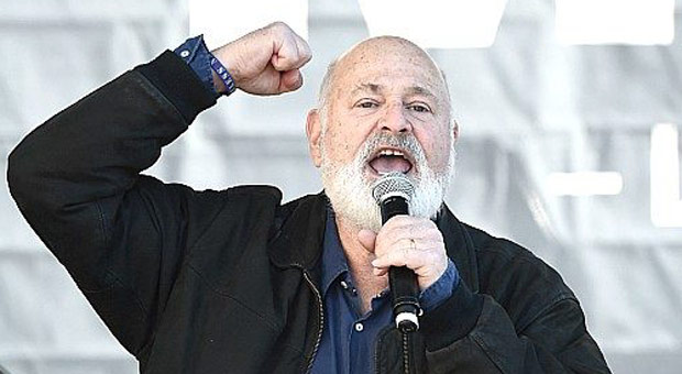 rob reiner insists the debate over ginsburg s scotus seat should be considered a war