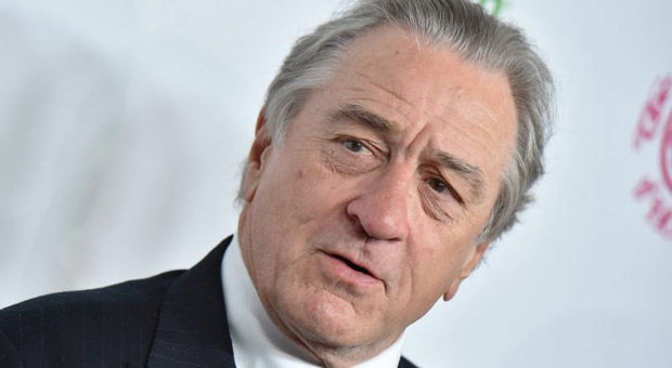 Robert De Niro Blasts Trump as a 'Wannabe Gangster' and 'a Total Loser'