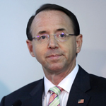 latest McCabe: Rosenstein Held Meetings on Removing Trump, Wearing Wire in Oval Office