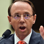 Rosenstein Blasts Obama Admin, FBI for Withholding Russian Hacking Info