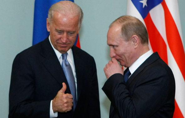 Los funcionarios dicen que no está claro si la campaña está vinculada a las elecciones de 2020, pero los sitios web informaron sobre Joe Biden