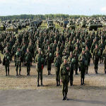 Russian Military Prepare For WW3 As US Send Troops To Russian Border