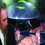 Fidel Castro Shown UFO & Dead Aliens In Russia's Area 51