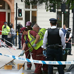 latest Khan's London: Teen 'Disembowelled' on Busy London Street