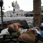 news thumbnail for Trump Vows To Slap San Francisco with  Environmental Violations  Due to Homelessness