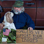 Sanctuary Cities Welcome Illegals with 'Open Arms' While 38k Vets are Homeless