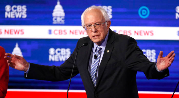 Bernie Pledges To Help Minorities Start Businesses To Sell Marijuana