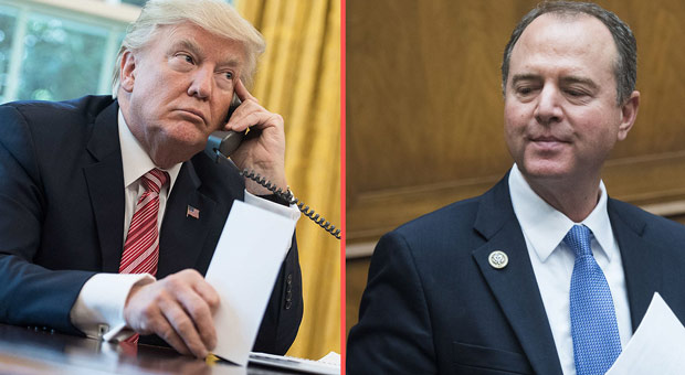 Schiff Pressured Witness to Claim Trump Bullied Ukraine to Probe Biden, Report Shows