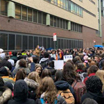 latest Students Walkout in Protest of Prestigious School Because it's 50% White