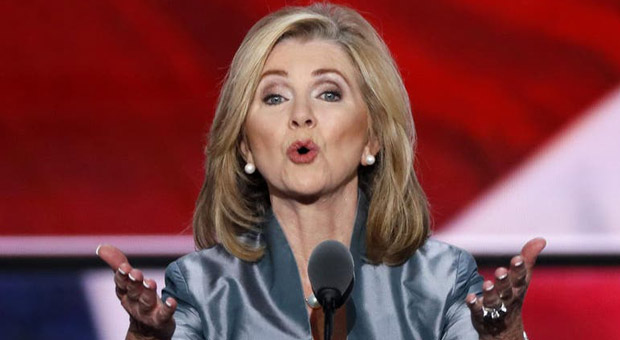 Sen. Blackburn Warns Rioters to Expect a 'Knock on Your Door from the FBI'